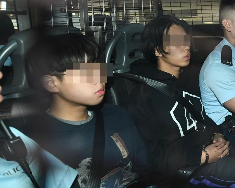 【修例风波】4人被检控分案提堂 押后待调查获准保释候讯