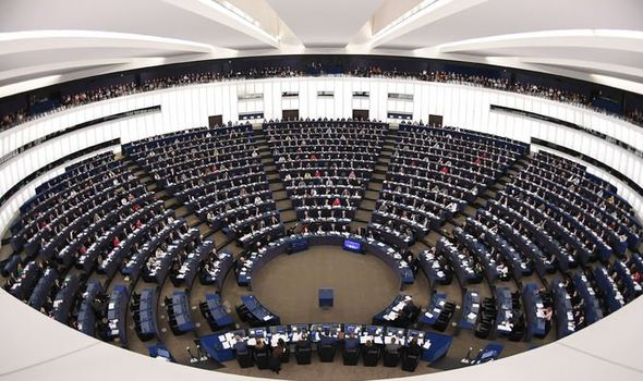 Brexit sees surge in eurosceptic MEPs as Salvini and Le Pen benefit from UK's EU exit