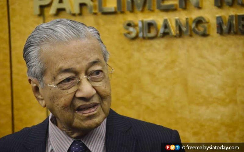 I will certainly quit before next polls, Mahathir assures