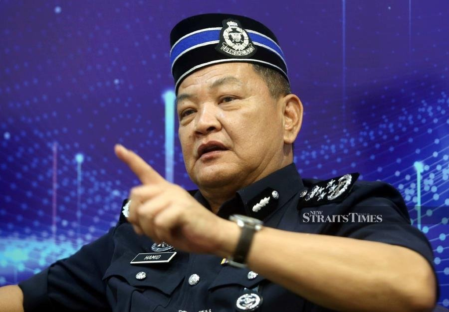 IGP: Yusoff Rawther's polygraph test results not for public consumption