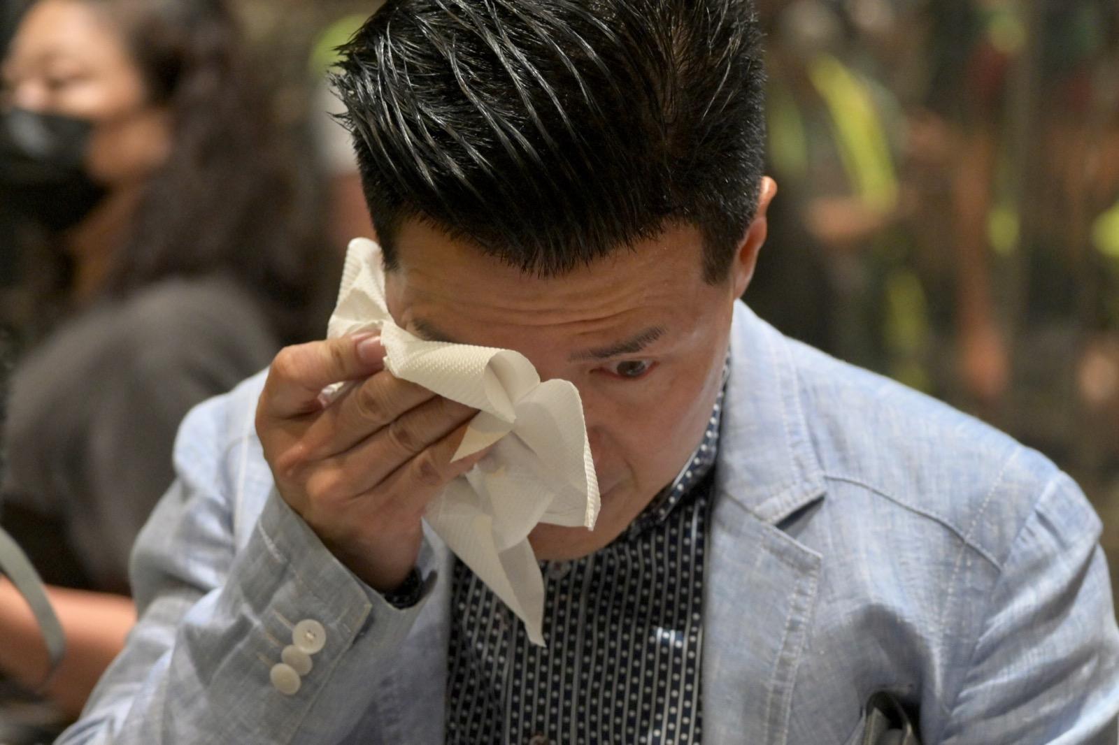 【太古城斩人】民主派谴责兇徒暴行 促政府不要拖延或取消区选