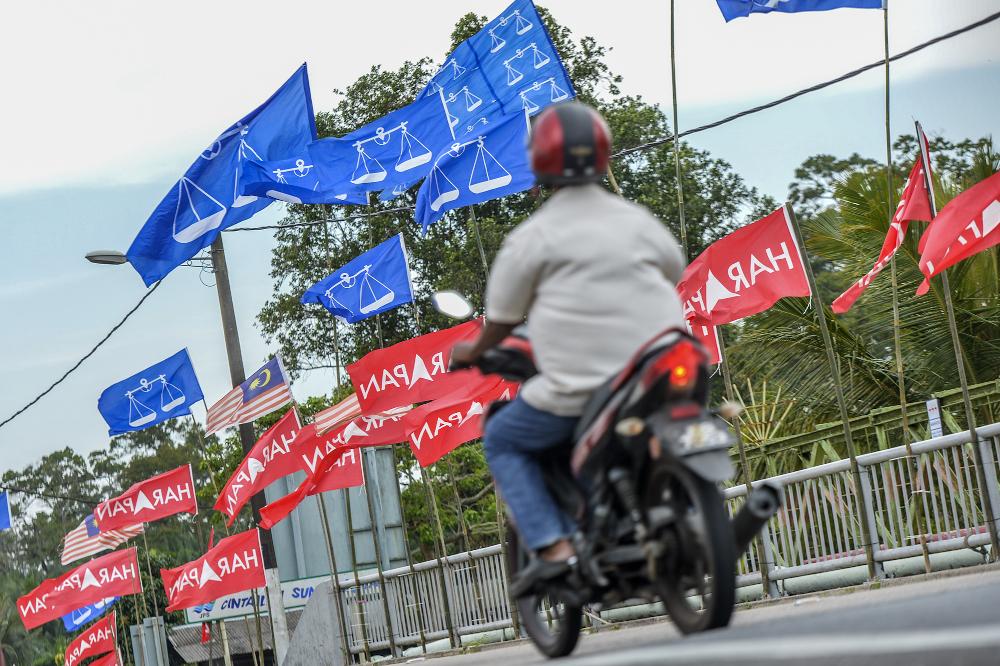 Amanah president: Tanjung Piai thrashing will not weaken Pakatan's spirit