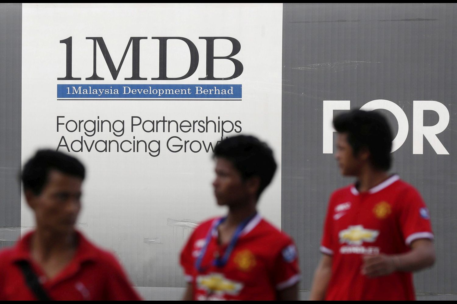 Malaysia says country shielding 1MDB fugitive refuses to cooperate