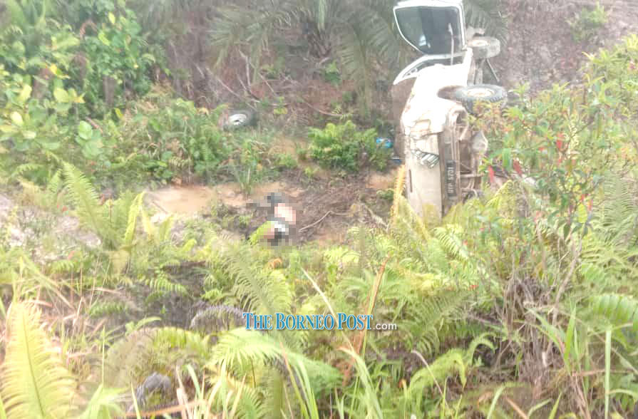 Crash leaves motorcyclist dead, 4WD driver seriously injured