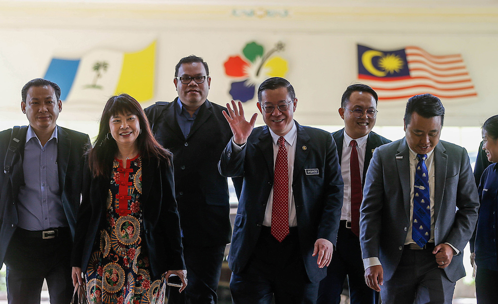 Guan Eng: Why is Penang so worried about competition from other airports?