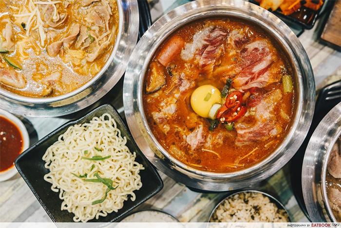 15 best Halal Korean restaurants in Singapore
