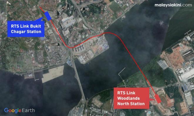 马新料明年4月签协约,交长称柔新捷运或采轻轨制