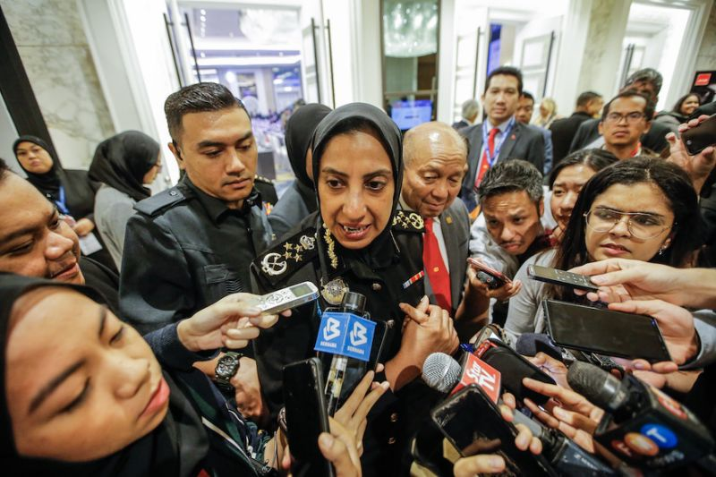 MACC chief: Malaysia aims to locate further RM19b in 1MDB-linked assets