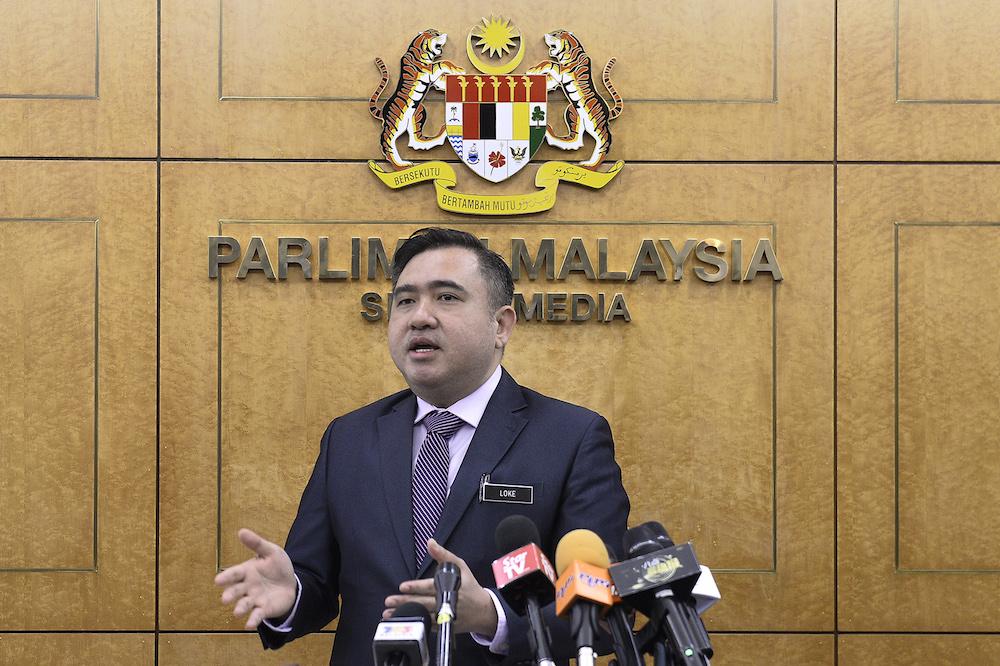 Transport minister: Govt to re-visit cabotage policy liberalisation in Sabah, Sarawak