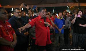Mat Sabu jabs PAS for backing MCA after previous vote Muslim call