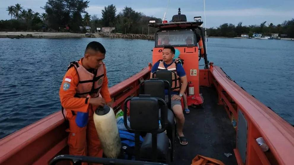 Body believed to be one of the missing divers found off Indonesia's Sumatra island, family to identify remains
