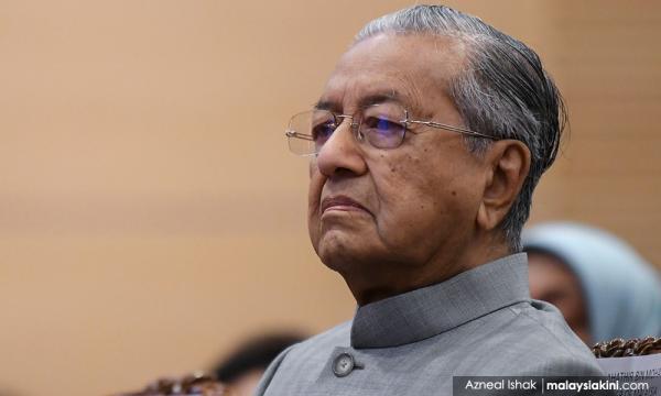马哈迪改口,宣称政府不知刘特佐行踪