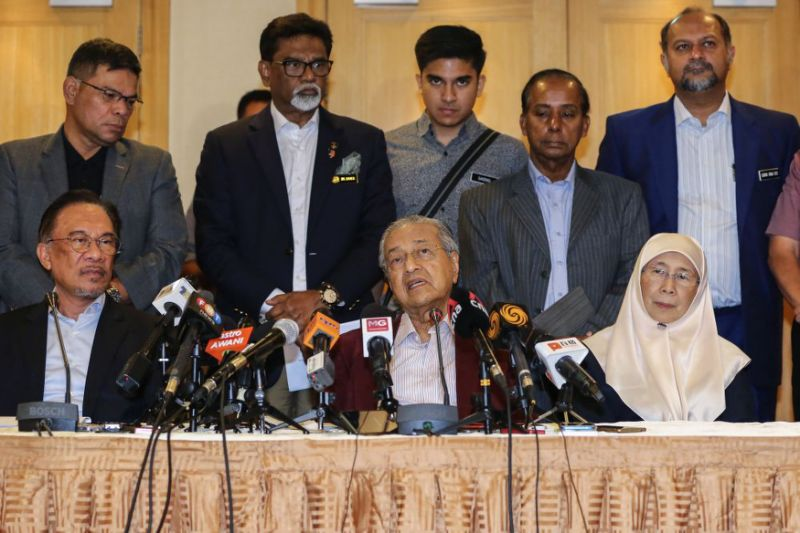 Dr M: Amendments to draconian laws, including detention without trial imminent