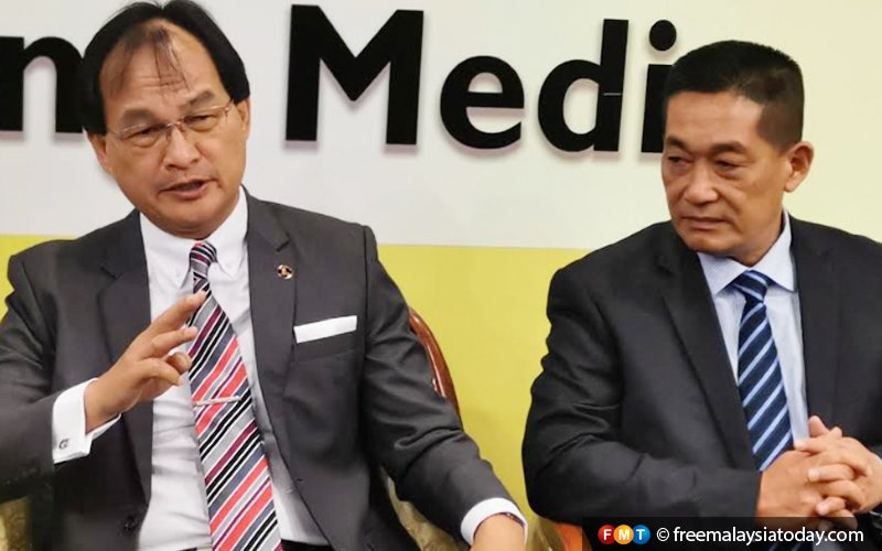 Sarawak assembly sees war of words over development