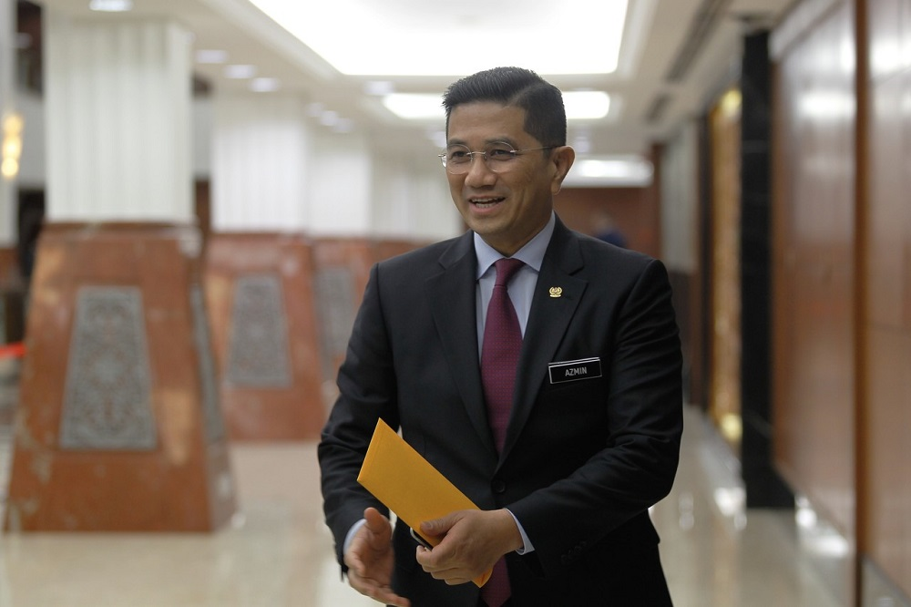 Azmin: US aviation listing won't affect Malaysia Airlines but negative perception needs correcting
