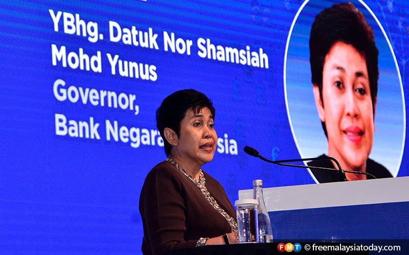 Bank Negara mulls cash transaction limit