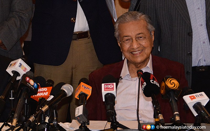 PH victory will bring positive changes to Tanjung Piai, Dr M says