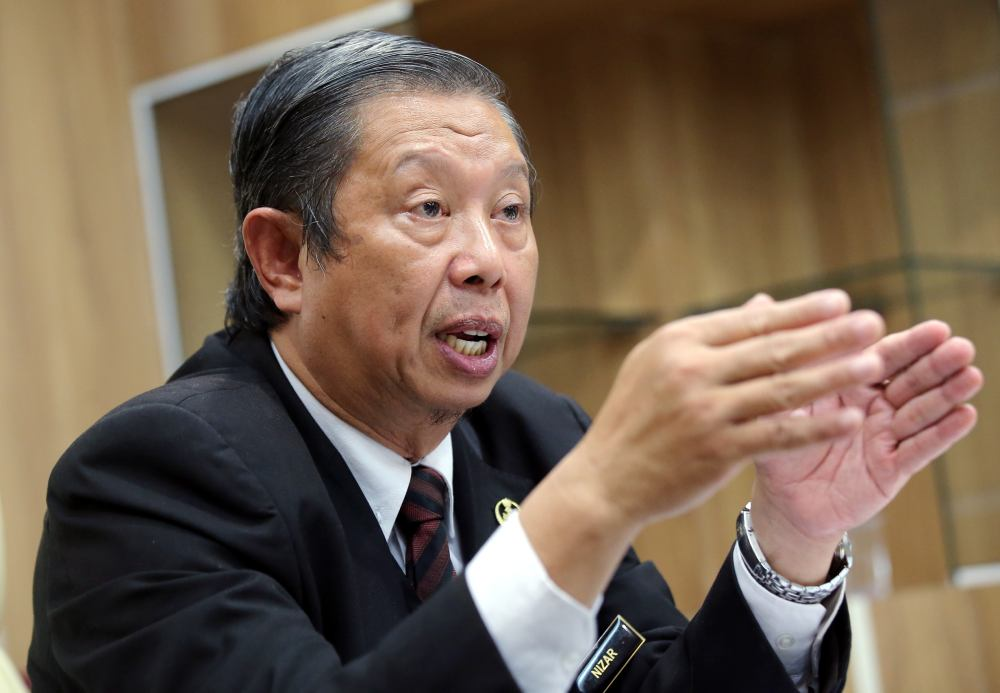 Official: Perak aiming to top RM2b investment for 2019
