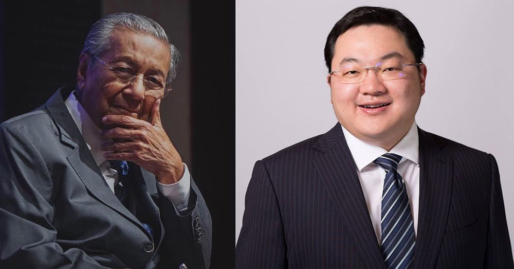 Mahathir: M'sia can go to war over fugitive Jho Low, but we will lose