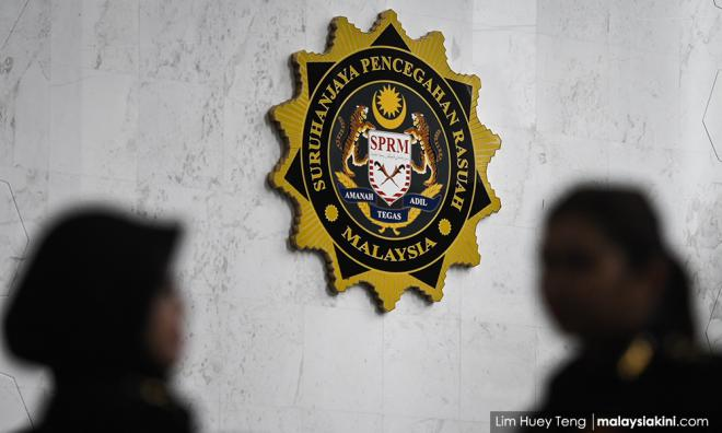 反贪会总结5年调查,63%投诉涉公部门