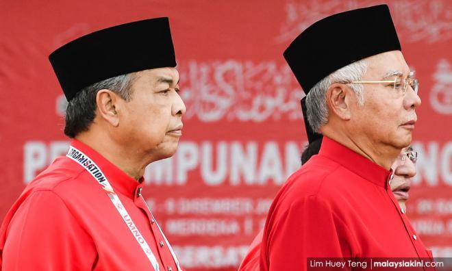 """马哈迪讥扎希该做不做,""""他老板盗钱却没指责"""""""