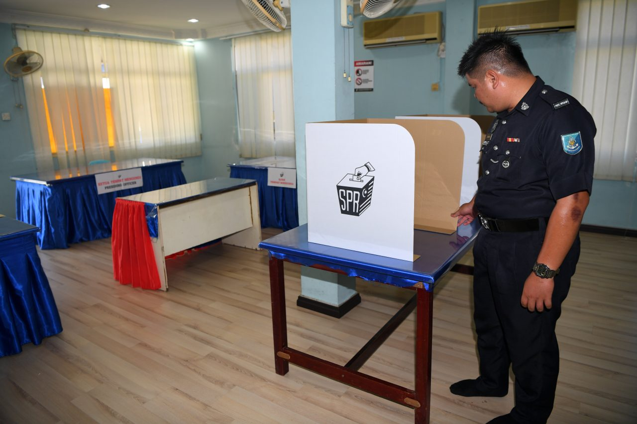 No usage of technology in conducting elections unless guaranteed safe – EC chairman