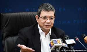 Saifuddin Abdullah: Cambodian leader detained for 'interview'