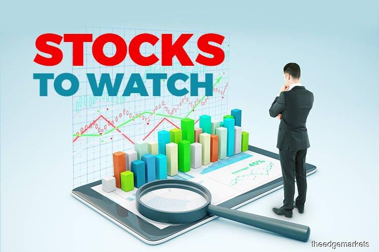 Stocks to Watch: Daya Materials, Perdana Petroleum, Sapura Energy, FGV, MBM Resources