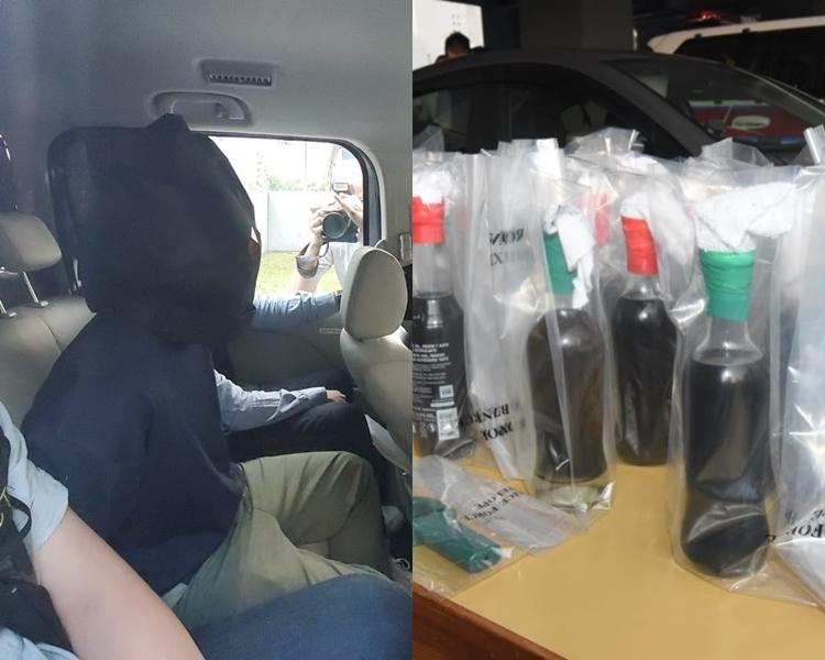 的士司机涉藏40支汽油弹打火机等保释被拒 官指控罪严重