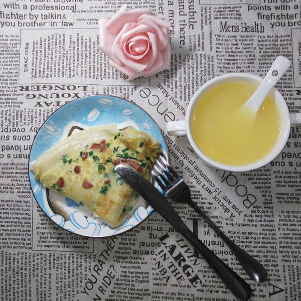 鸡蛋这样做,加上你喜欢的菜,美味还简单,比煎蛋营养好吃