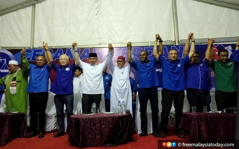 'Chop off hands' of those out to break Umno-PAS unity, says Hadi