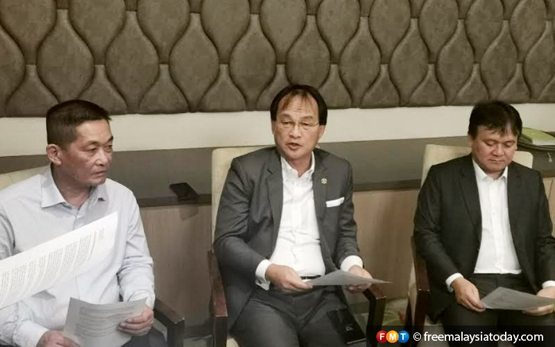 Delay in payments to Pan Borneo Highway contractors affecting work