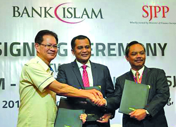 Bank Islam signs strategic MoU with Sarawak Energy and SJPP