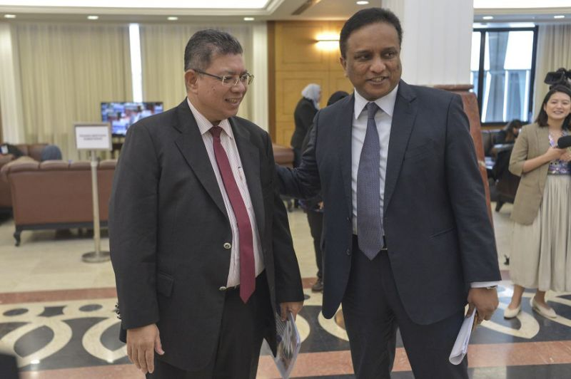 Foreign minister confirms custody of Cambodian Opposition leader, yet to decide deportation