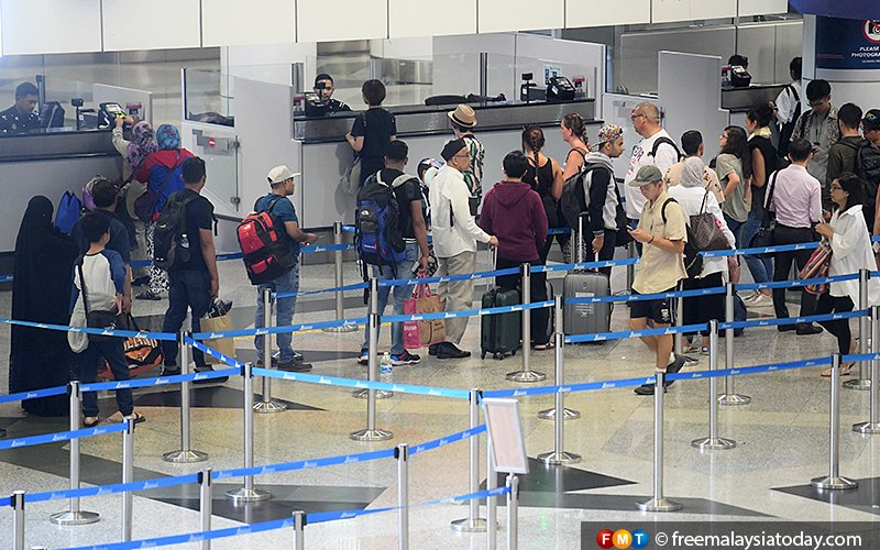 MAHB hopes new layout will ease immigration jam at klia2