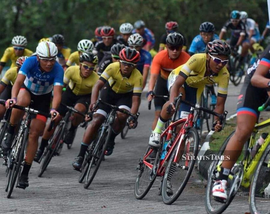 LPT2 set to host grand cycling event