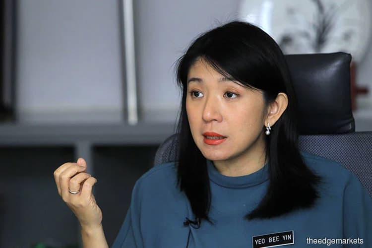 Yeo Bee Yin: RM198m in arrears to electricity supply trust account