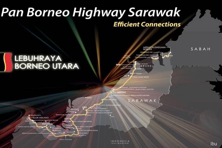 Lebuhraya Borneo Utara denies Pan Borneo Highway payment delayed