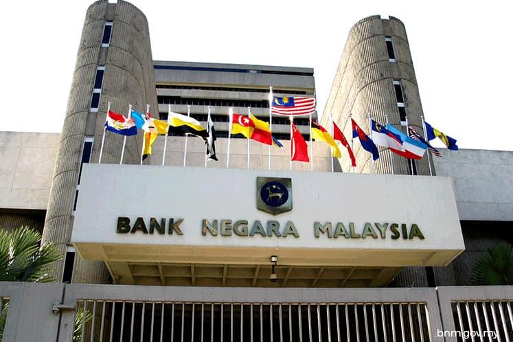 Bank Negara int'l reserves slips to US$103.2b as at Oct 31