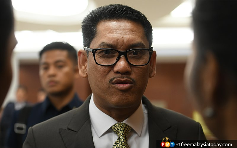 Perak MB says 'lone battle' with DAP video taken out of context