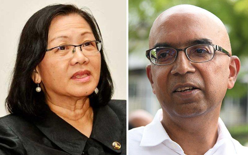 MP, NGO slam probe on activist