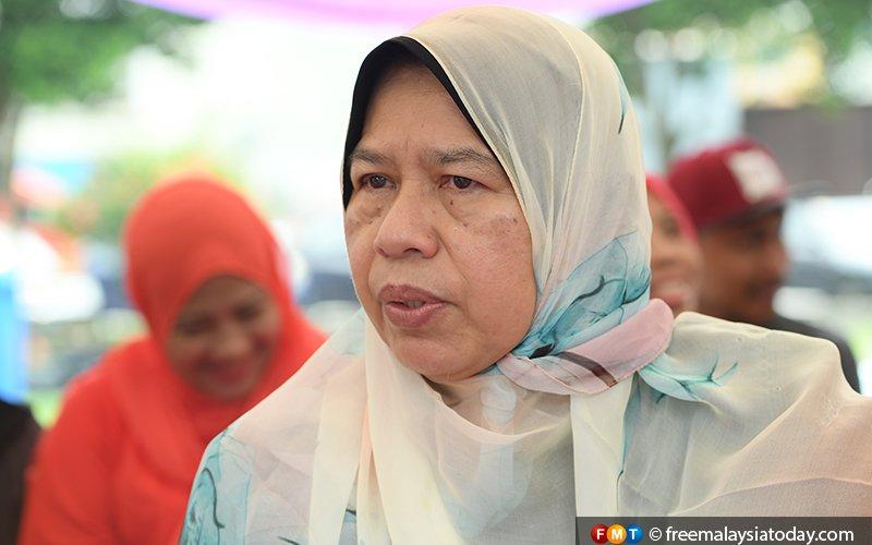 Bring it on, Zuraida tells Saifuddin on his defamation suit against her