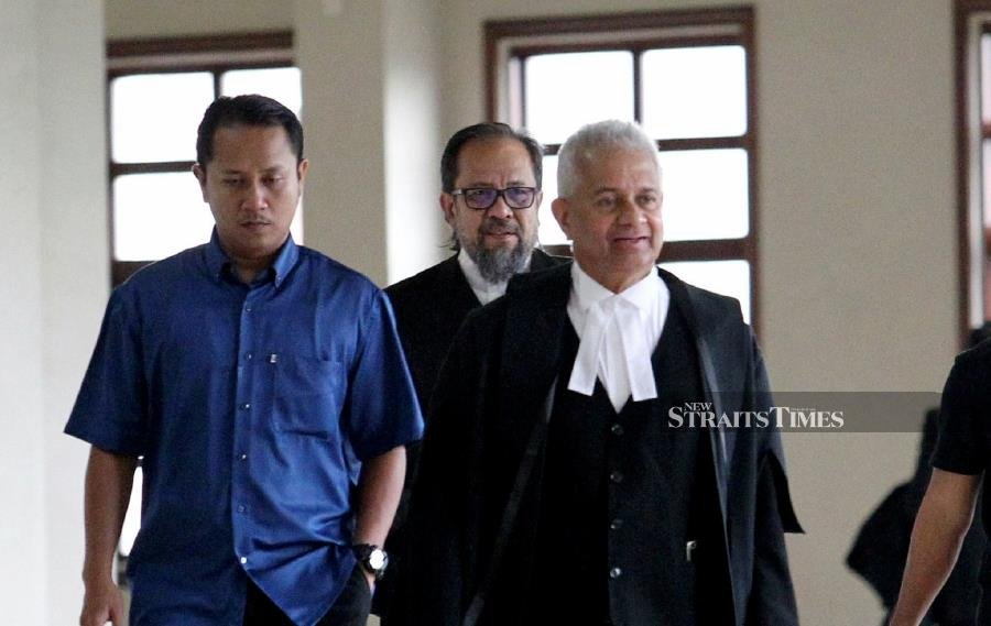 Court fixes Nov 22 for AG's committal proceedings against Lokman Adam