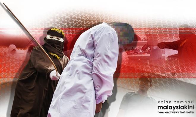 五男子涉同性性行为,遭雪伊法庭判监禁鞭笞