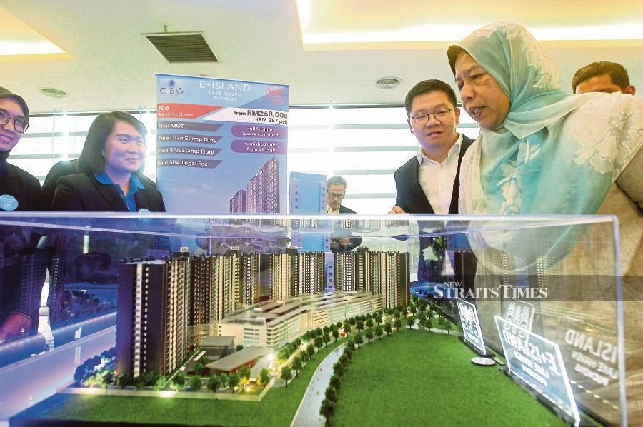 Govt to build 46,870 affordable homes in three years