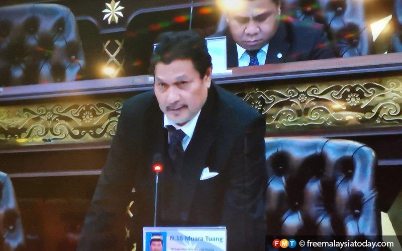 Sarawak rep criticises Putrajaya's 2020 Budget, says state budget better