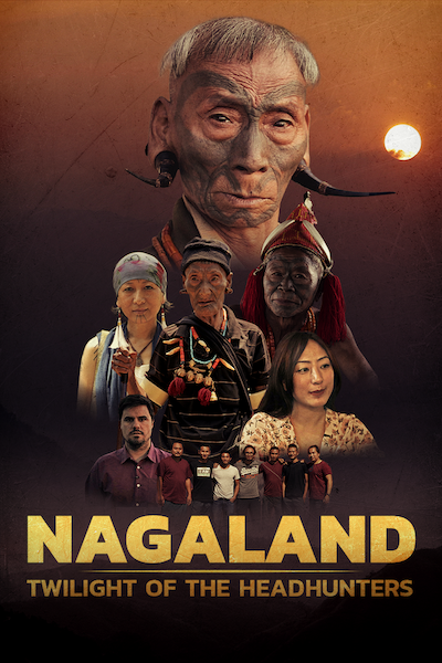 'Nagaland: Twilight of the Headhunters' travel documentary by Coconuts TV now airing on Discovery Asia