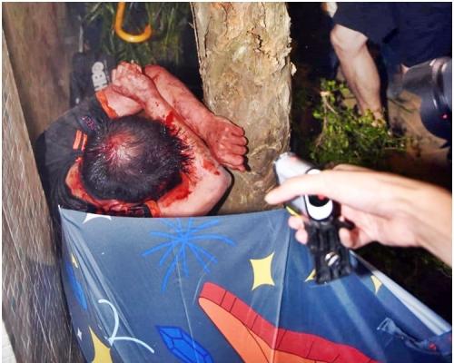 【修例风波】涉参与围殴「私了」 无业女子及的哥被控意图伤人