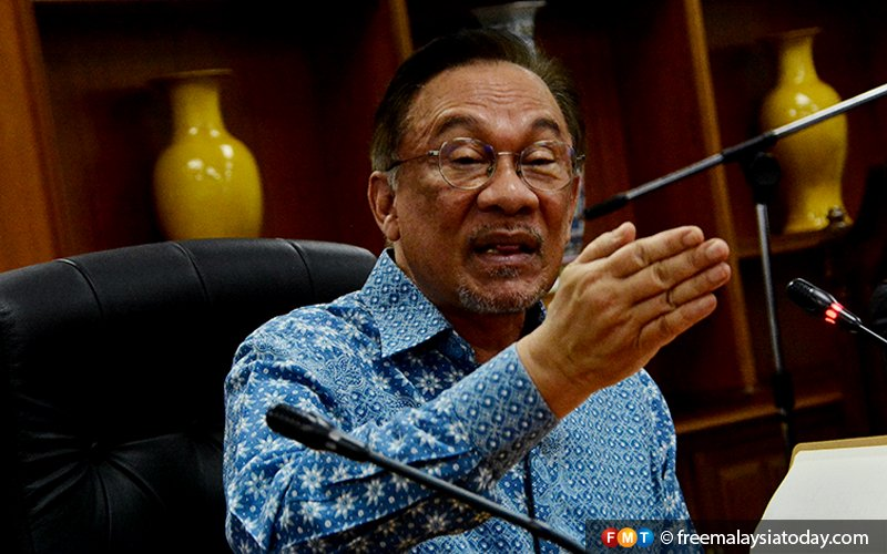 Speak out even if you support, says Anwar