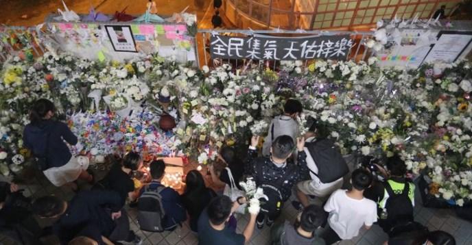 港大学生离奇坠楼亡 350婚嫁公司拒接警察婚礼